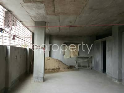 1300 Sq Ft Ready Commercial Open Floor Rent At Raufabad Residential Area