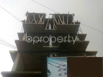 3 Bedroom Flat for Sale in Badda, Dhaka - Reside Conveniently In This 1020 Sq. Ft Flat For Sale In South Badda Road