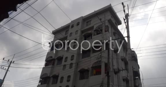 2 Bedroom Apartment for Rent in Halishahar, Chattogram - A 2 Bedroom Tip Top House Is Available For Rent In Halishahar