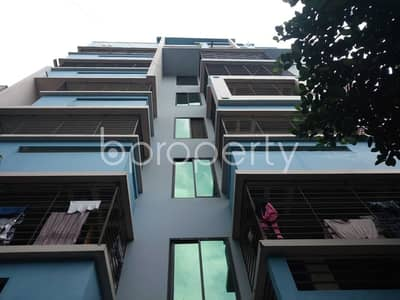 An Apartment Is Ready For Rent At Zakir Hossain Housing Society Near South Khulshi Jame Mosque