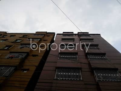 2 Bedroom Apartment for Rent in Kalachandpur, Dhaka - For rental purpose 800 Square feet well-constructed apartment is available in Kalachandpur