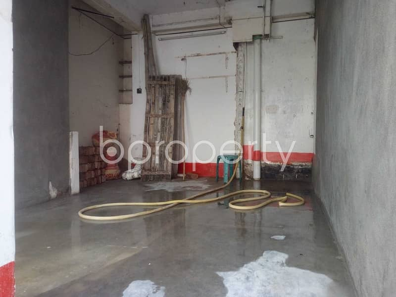 120 Sq Ft shop Is Available to Rent in Mirpur 7