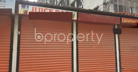 Shop for Rent in Hazaribag, Dhaka - A 100 Sq Ft Commercial Shop Is For Rent In Hazaribag