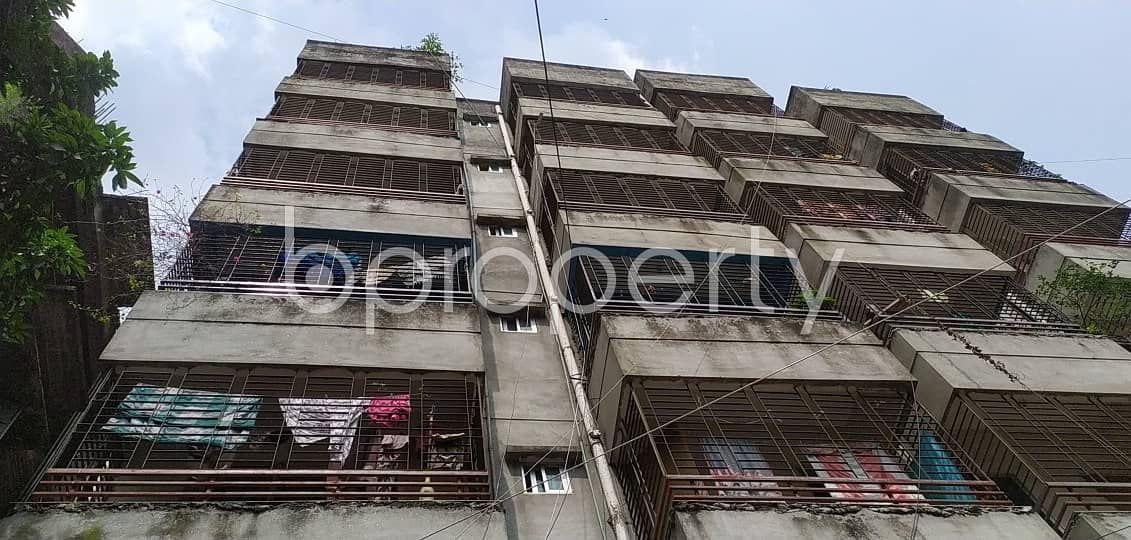 Express Your Individuality At This 860 Sq. ft Apartment Which Is Up For Sale In Uttar Badda