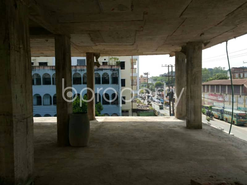 1300 Sq Ft Commercial Floor For Rent At Raufabad Residential Area