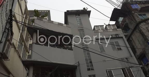 Plot for Sale in Hatirpool, Dhaka - 4.5 Katha Plot With Building Is For Sale In Hatirpool