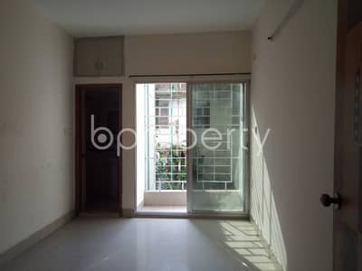 3 Bedroom Flat for Rent in 15 No. Bagmoniram Ward, Chattogram - At Bagmoniram, 1456 Sq Ft Ready Flat For Rent Close To Amirbag Jame Masjid.