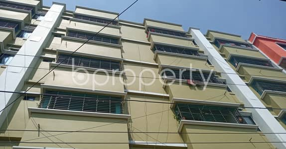 2 Bedroom Flat for Rent in Halishahar, Chattogram - Express Your Individuality At This 700 Sq. ft Apartment Which Is Vacant For Rent In The Location Of CEPZ