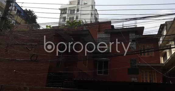Office for Rent in Lalmatia, Dhaka - An Office Space Of 700 Sq. Ft Is Up For Rent Which Is Located In Lalmatia