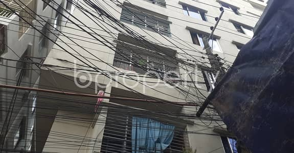 Tastefully Designed This 2 Bedroom Medium Size Apartment Is Now Vacant For Rent In Kazir Dewri