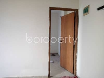2 Bedroom Apartment for Rent in Kalachandpur, Dhaka - Check This 600 Sq. Ft Moderate Apartment Up For Rent At Kalachandpur.