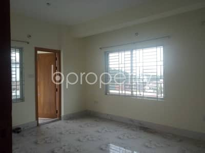 3 Bedroom Flat for Rent in 15 No. Bagmoniram Ward, Chattogram - Fairly Roomy Apartment Of 1500 Sq Ft Is Available For Rent In Hillview Residential Area