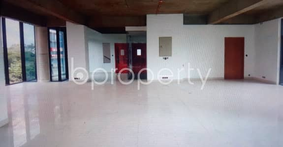 Floor for Rent in Gulshan, Dhaka - 1100 Sq. ft Commercial Space For Rent In The Location Of Gulshan Avenue