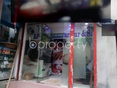 Shop for Rent in Joar Sahara, Dhaka - 200 Sq. Ft Shop Is Vacant For Rent In Joar Sahara Bazar Road.