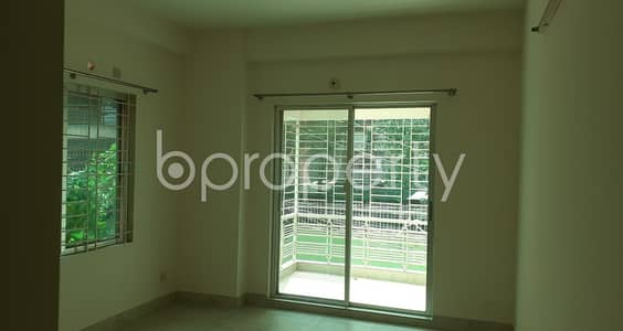 3 Bedroom Flat for Rent in Banasree, Dhaka - An Excellent Apartment Of 1350 Sq Ft Is Vacant To Be Rented In Banasree