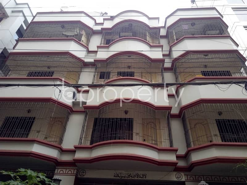 1600 Sq Ft Commercial Apartment For Rent In Road No 3, Uttara 10.