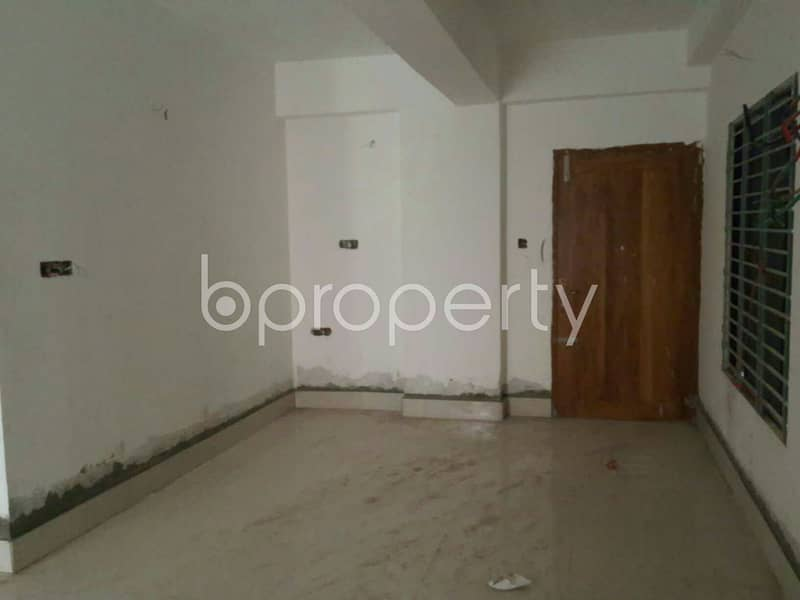 See This 1350 Sq Ft Apartment For Sale Is All Set For You In Hill View R/a