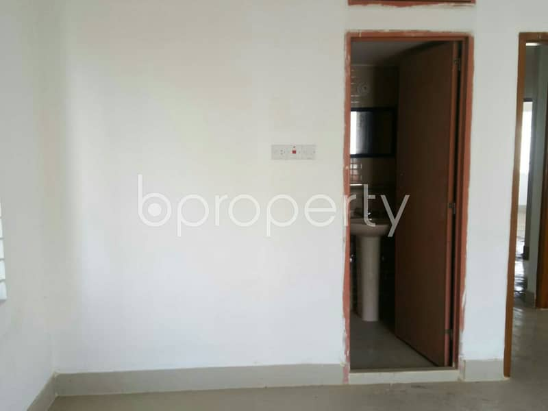 At Nasirabad, Suitable Apartment Is Up For Sale Which Is 1466 Sq Ft
