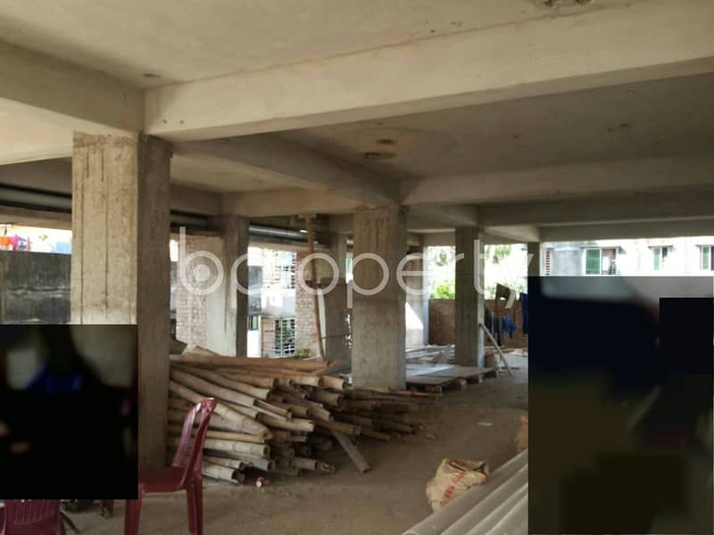 3000 Sq Ft Ready Commercial Open Floor Flat Rent At Oxygen Kuwaish Road