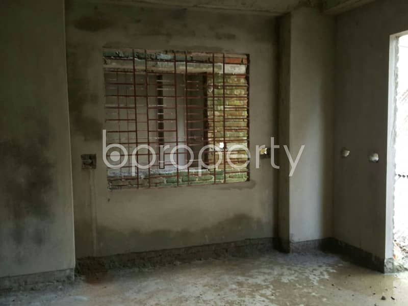 Strongly Structured Apartment Of 1700 Sq Ft Is Available For Sale In Bayazid