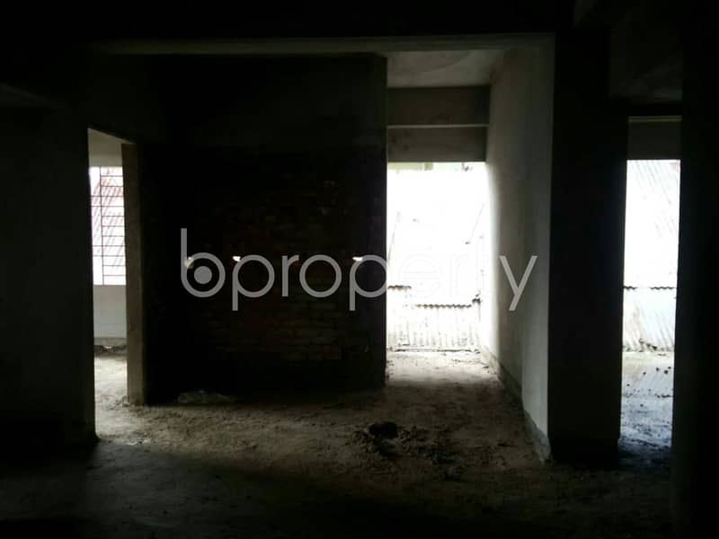 Be The Owner Of This 1700 Sq Ft Nice Flat Which Is Vacant Now For Sale At Bayazid