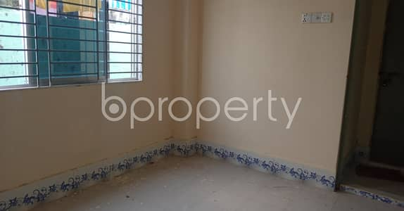 2 Bedroom Apartment for Rent in Halishahar, Chattogram - Great Location! Check Out This 600 Square Feet Flat For Rent In CEPZ