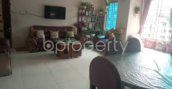 4 Bedroom Flat for Sale in Shiddheswari, Dhaka - Everything You Need In A Home Is All Right Here In This Outer Circular Road, Shiddheswari Flat which Is Up For Sale .