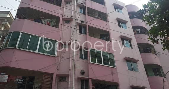 বিক্রয়ের জন্য BAYUT_ONLYএর ফ্ল্যাট - মোহাম্মদপুর, ঢাকা - Reside Conveniently In This Well Constructed 900 Sq. Ft Flat For Sale In PC Culture Housing, Mohammadpur .