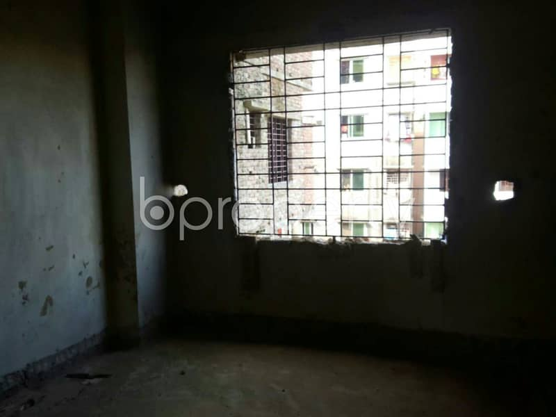Worthy 1680 SQ FT Residential Apartment is for sale at Bayazid