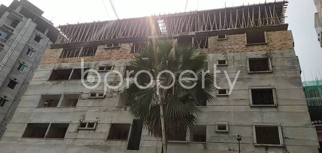 Worthy 1286 SQ FT Residential Apartment is for sale at Uttar Badda