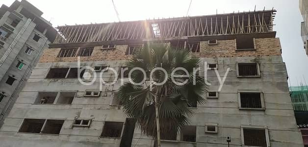 Worthy 1170 SQ FT Residential Apartment is for sale at Badda