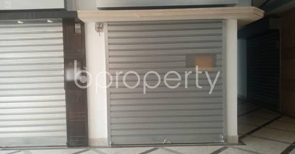 Shop for Rent in Halishahar, Chattogram - 110 Sq Ft shop Is Available to Rent in Halishahar
