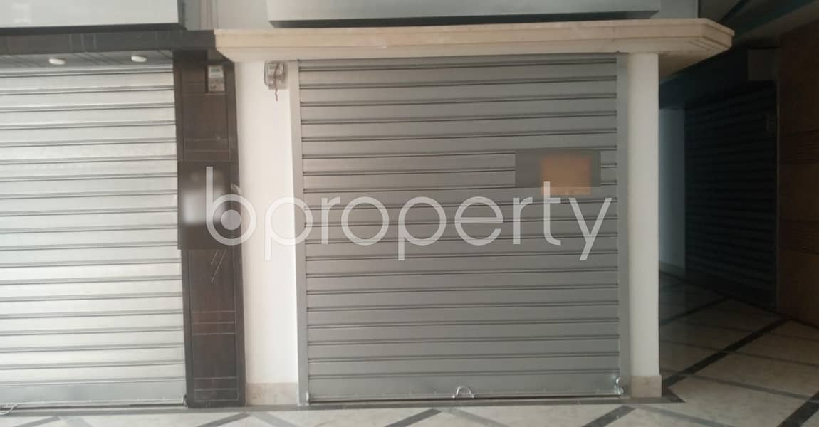 110 Sq Ft shop Is Available to Rent in Halishahar