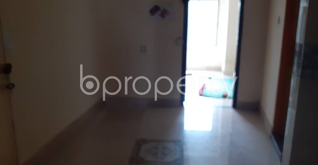 900 SQ FT nice apartment is now Vacant to rent in Kazir Dewri