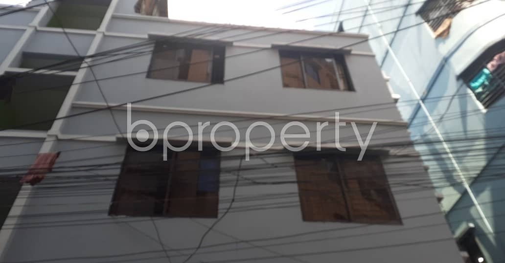 Completely Organized 600 Sq Ft An Flat Is Ready To Rent In Kazir Dewri
