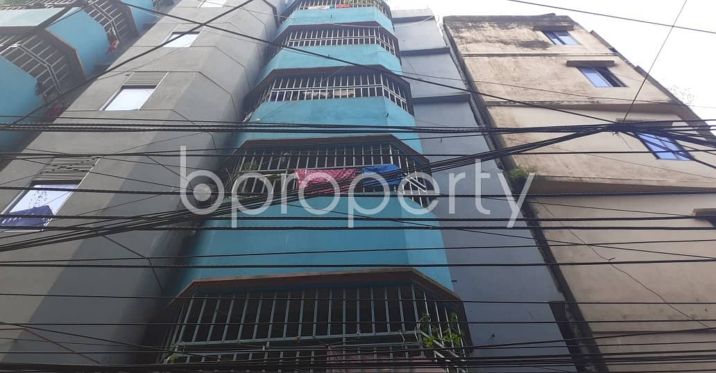 See This 600 Sq Ft Flat For Rent Is All Set For You In Kazir Dewri