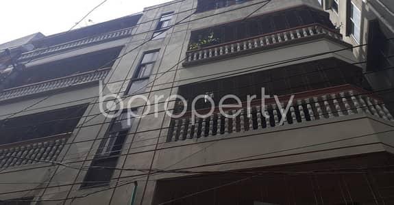 2 Bedroom Flat for Rent in Dakshin Khan, Dhaka - Finely Built 700 Sq Ft Flat Is Vacant For Rent In Dakshin Khan