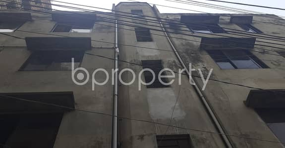 1 Bedroom Flat for Rent in Dakshin Khan, Dhaka - A Well-constructed 500 Sq Ft Flat Is Vacant For Rent At Dakshin Khan