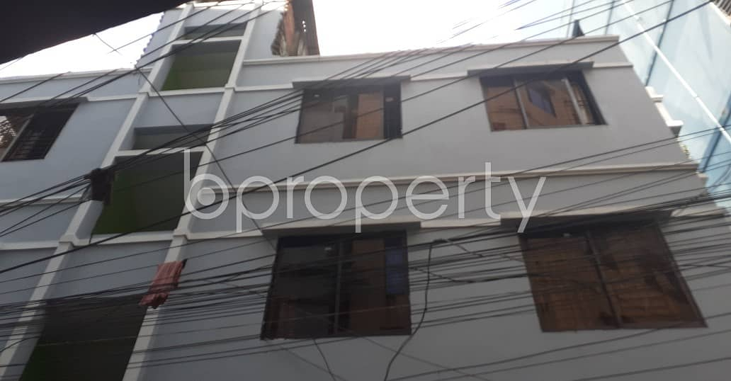 A Finely Built 1100 Sq Ft Flat Is Up For Rent In Kazir Dewri