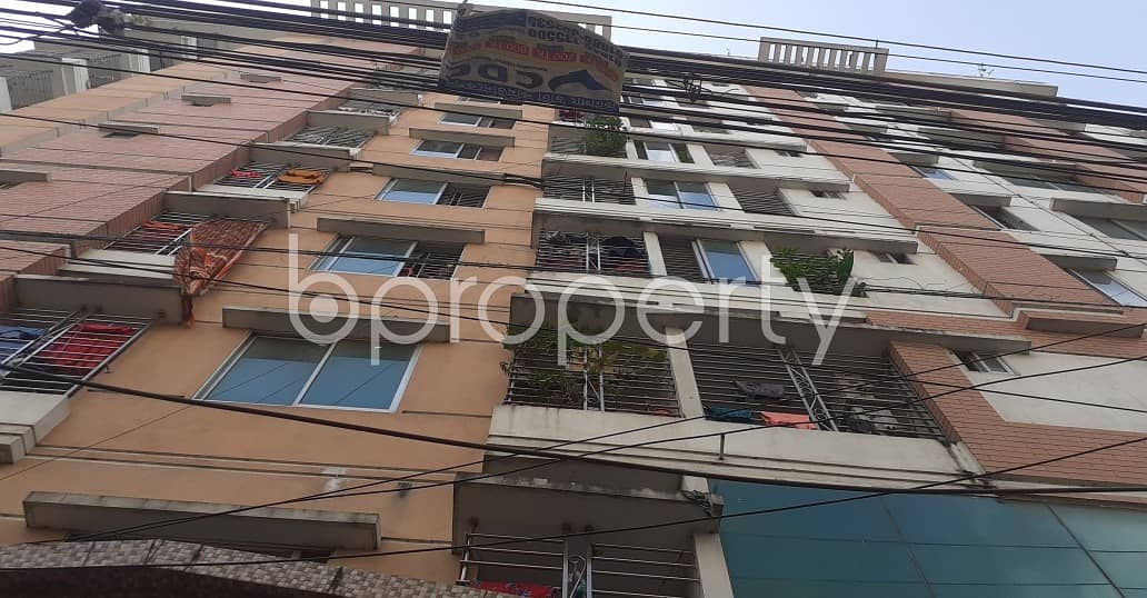 A Finely Built 1300 Sq Ft Flat Is Up For Rent In Firingee Bazaar