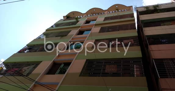 2 Bedroom Apartment for Rent in Muradpur, Chattogram - A 800 Sq Ft Well Fitted Residential Property Is On Rent In Muradpur