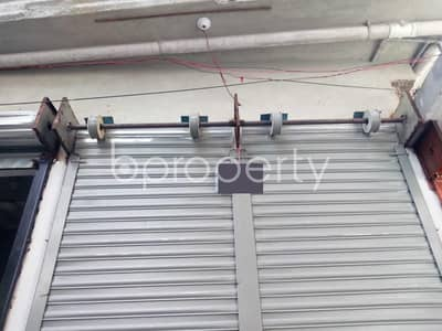 Shop for Rent in Kalachandpur, Dhaka - For Your Well-done Business, A Shop Of 100 Sq Ft Is For Rent In Kalachandpur