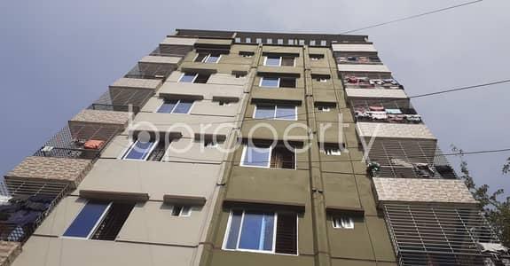 3 Bedroom Apartment for Rent in Kachukhet, Dhaka - Decent-sized Apartment Of 1200 Sq Ft Is Up For Rent In Kachukhet