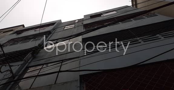 2 Bedroom Apartment for Rent in Kalabagan, Dhaka - A Comfy 650 Sq Ft Dwelling For A Small Family Is Here For Rent In Kalabagan