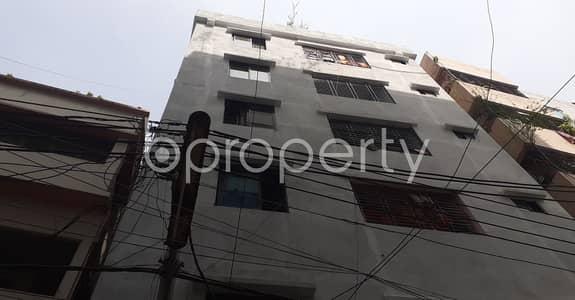 2 Bedroom Apartment for Rent in Kachukhet, Dhaka - In Kachukhet this flat is up for rent which is 750 SQ FT