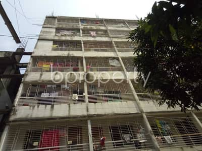 4 Bedroom Apartment for Rent in Rampura, Dhaka - In A Beautiful Neighborhood A Decent Flat Of 1400 Sq Ft Is Available For Rent At Rampura
