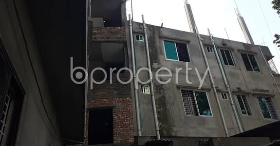2 Bedroom Apartment for Rent in Khilkhet, Dhaka - In Khilkhet, Bazar Road this flat is up for rent which is 700 SQ FT