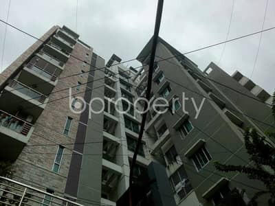 For Rent Covering An Area Of 1100 Sq Ft Flat In South Khulshi Nearby Khulshi Police Station.