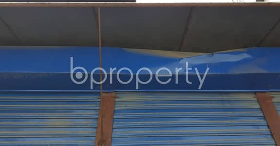 Shop for Rent in Dhanmondi, Dhaka - For Your Well-done Business, A Shop Of 110 Sq Ft Is For Rent In West Dhanmondi And Shangkar