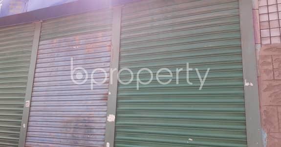 Shop for Rent in Dhanmondi, Dhaka - Visit This 100 Sq Ft Shop To Rent In Dhanmondi